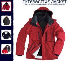 Paul & Shark Interactive Jacket