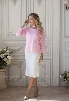 Tight Pencil Skirt, Suits For Women, Clothes For Women, Ice Dresses, Classic Suit, Lace Detail, Pink Color, Beautiful Outfits, Lace Skirt