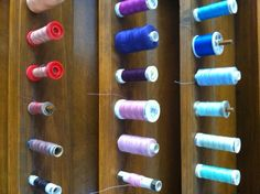 Ely's spool collection