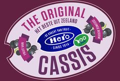 Hero Cassis on Packaging of the World - Creative Package Design Gallery