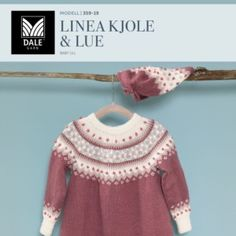 DG359-01 Malene Genser & tights – Dale Garn Baby Barn, Drops Design, Knitting For Kids, Tights, Children, Pattern, Sweaters, Tops, Women