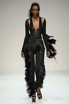 100 Fabulous Fringe Fashions - From Steamy Tropical Styles to Rock-Inspired Rollouts (CLUSTER)