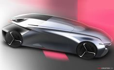 Concept car, hatchback coupe car design inspiration, bmw like city car, futuristic car concept design, form study, digital render, created on a  wacom tablet Highlights: 2015 Umeå Institute of Design Transportation Design Degree Show