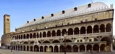 Padova. Palazzo della Ragione