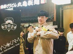 [ #Instagram Foto] Credit by @sbom_a #MAXXAM #dancer #model  #Hongdae_busking #kpop #CoverDance #Performance_Team #busking #street #korean #맥스 #홍대버스킹 #홍대
