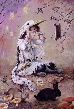 <3 Steve Hutton-Artist