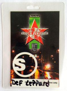 Heineken Rock Awards