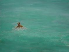 Saatchi Online Artist: Wojtek Herman; Acrylic, 2010, Painting sea