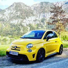 Abarth 695 Biposto Record by eaglepowder.com Christoph Cecerle mipiace.at