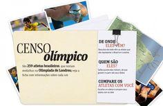 Olympic Census | Folha de São Paulo