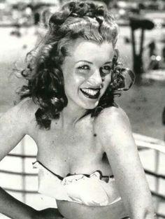 Marilyn Monroe in Summer