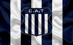 Download wallpapers Club Atletico Talleres, 4k, Argentinian Football Club, emblem, Talleres Cordoba logo, First Division, Superliga Argentina, Argentina Football Championships, football, Cordoba, Argentina, silk texture