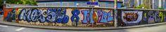 https://flic.kr/p/vxTUE2 | Graffiti art in the Moganshan Road - Shanghai - China