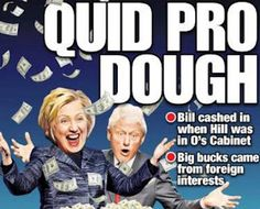 Presumptuous Politics: Video: Clinton Foundation was used as a slush fund...