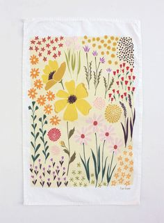 Lovely dishtowels • Lisa Rupp