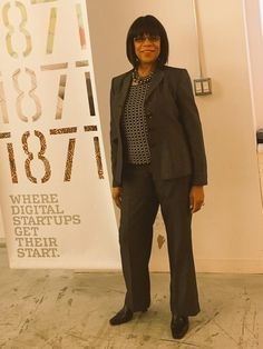 """YvonneFBrown on Twitter: """"MLK Day 2015 with Ic stars at 1871. A powerful day of celebration. http://t.co/yfCHumXNir"""""""