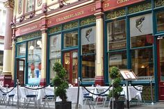 5* 2-Course Sunday Lunch & Prosecco for 2 @ Chamberlain's