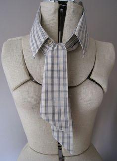 upcycling men's shirts