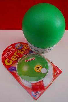 Hat on a Ball - A Wet Felting Tutorial for Children