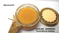 UNT NATURAL de corp - ANTIVERGETURI (120ml) Peanut Butter, Natural, Food, Essen, Meals, Nature, Yemek, Eten, Nut Butter