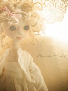 Iliana, art doll, ooak (rwdolls.com) Handicraft, Art Dolls, Doll Clothes, Olympus, Romantic, Digital Camera, My Favorite Things, Disney Princess, Disney Characters