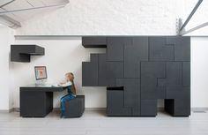 Brilliant Storage for Small Spaces - Filip Janssens