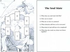 The Soul Mate <3 Paganesque  From http://livingspirits.co.uk/viewtopic.php?f=61&p=11181