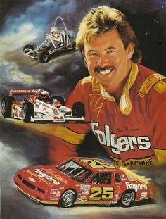 Tim Richmond Nascar Race Cars, Old Race Cars, Terry Labonte, Premium Cars, Vintage Race Car, Dale Earnhardt, Car And Driver, Before Us, Fast Cars