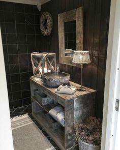 Panel og baderomspanel. House Styles, Bathroom Interior, Bathroom, Bathroom Inspo, Small Bathroom, Inspiration, Home, Interior, Home Decor