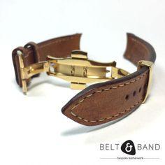 Watch Straps, Handmade Leather, Belt, Sandals, Luxury, Brown, Shoes, Belts, Slide Sandals