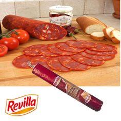 Chorizo Revilla: die spanische kulinarische Tradition, für Mahlzeiten mit der Familie https://espanaencasa.com/de/kase-und-wurstwaren/509014-chorizo-revilla-tradicion-14-kg.html