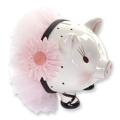 Perfectly Princess Giant Piggy Bank