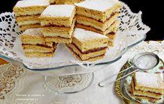 Prajitura cu foi caramel | Rețete Merișor