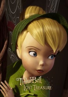 tinkerbell movie poster  | Tinker Bell and the Lost Treasure | Movie fanart | fanart.tv
