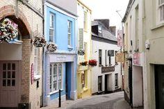 Cooper street, Bideford, Devon.