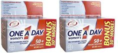One A Day Women's 50  Healthy Advantage Multivitamins, 170 Tablets (Pack of Two 85 Ct. Bottles). ** Find out more about the great product at the image link.