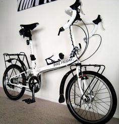 Bike Friday Tern Bike, Bike Friday, Motorized Bicycle, Cargo Bike, Brompton, Cool Gear, Bicycling, Motorbikes, Touring