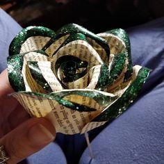 Slytherin Rose!