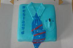 Overhemd taart