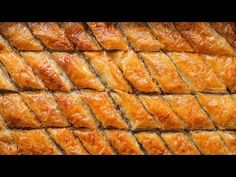 BACLAVA PAS CU PAS I Valerie's Food - YouTube Pastry And Bakery, Videos, Youtube, Food, Cooking, Meal, Essen, Hoods, Meals