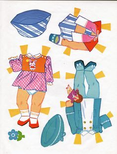 Paper Dolls And 1500 Free Paper Dolls At Arielle Gabriel S International Paper Doll Society Lets Retro Home Decorpaper Dollsorigaminew Agefree