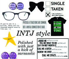 INTJ patchwork by @acciotardis11