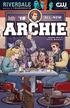 Archie (2015) Issue #18