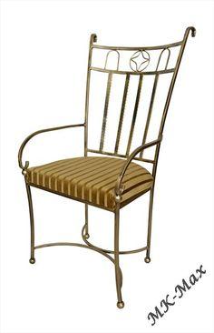 Krzesło metalowe - MK-Max.pl