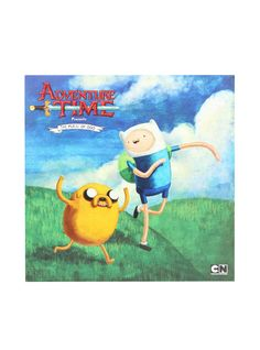 """Adventure Time Presents: The Music of Ooo features 38 tracks from Seasons 1 through 7 on black and white Gunter variant vinyl.<br><ul><li style=""""list-style-position: inside !important; list-style-type: disc !important"""">Not returnable if opened</li><li style=""""list-style-position: inside !important; list-style-type: disc !important"""">2016</li></ul>"""