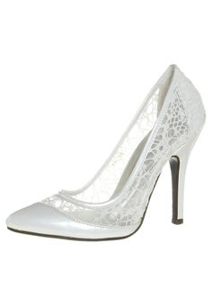 Escarpins à talons hauts Sugarfree Shoes @ Zalando ♥ Mariage