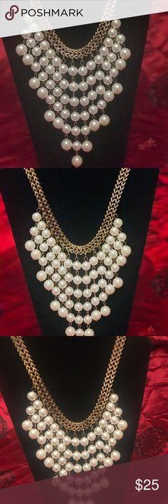 Pearl string necklace Pearl string necklace Jewelry Necklaces