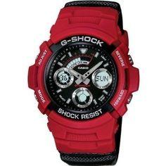 Casio Mens G-Shock Watch AW591RL-4A