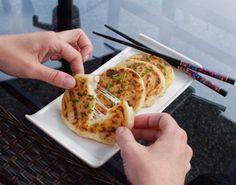 Low FODMAP Japanese Pancakes (Vegan, Gluten Free)