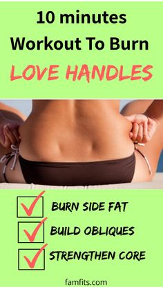 0b07169a963c9 11 Exercise to get rid of love handles fast  Includes diet plan and tips  -